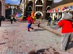 Party in Gorki Square